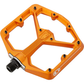 Crankbrothers Stamp 7 Large Pédales, orange